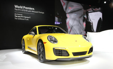 2019 NY Auto Show Preview