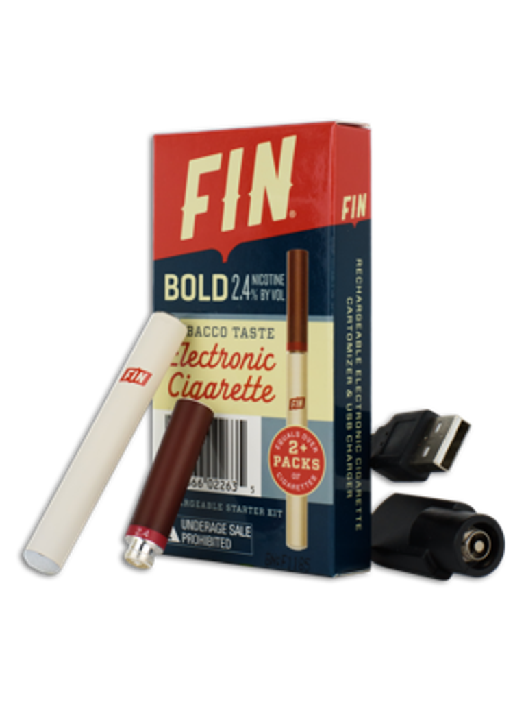 Rechargeable Starter Kit - Bold Tobacco