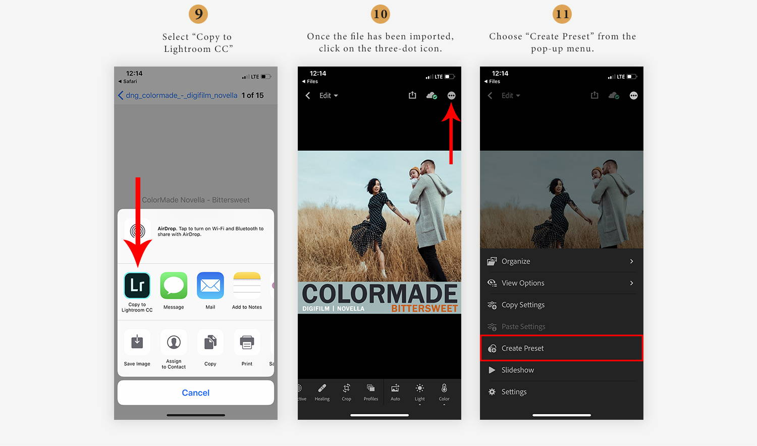 How To Install Mobile DNG Files - ColorMade