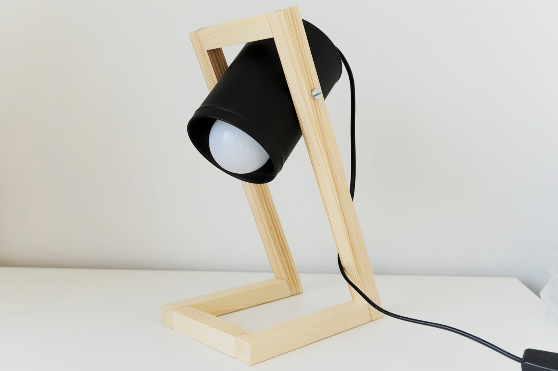"""Настольная лампа """"Утка"""""""