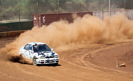The Trials of RallyCross! Sponsored by Servco