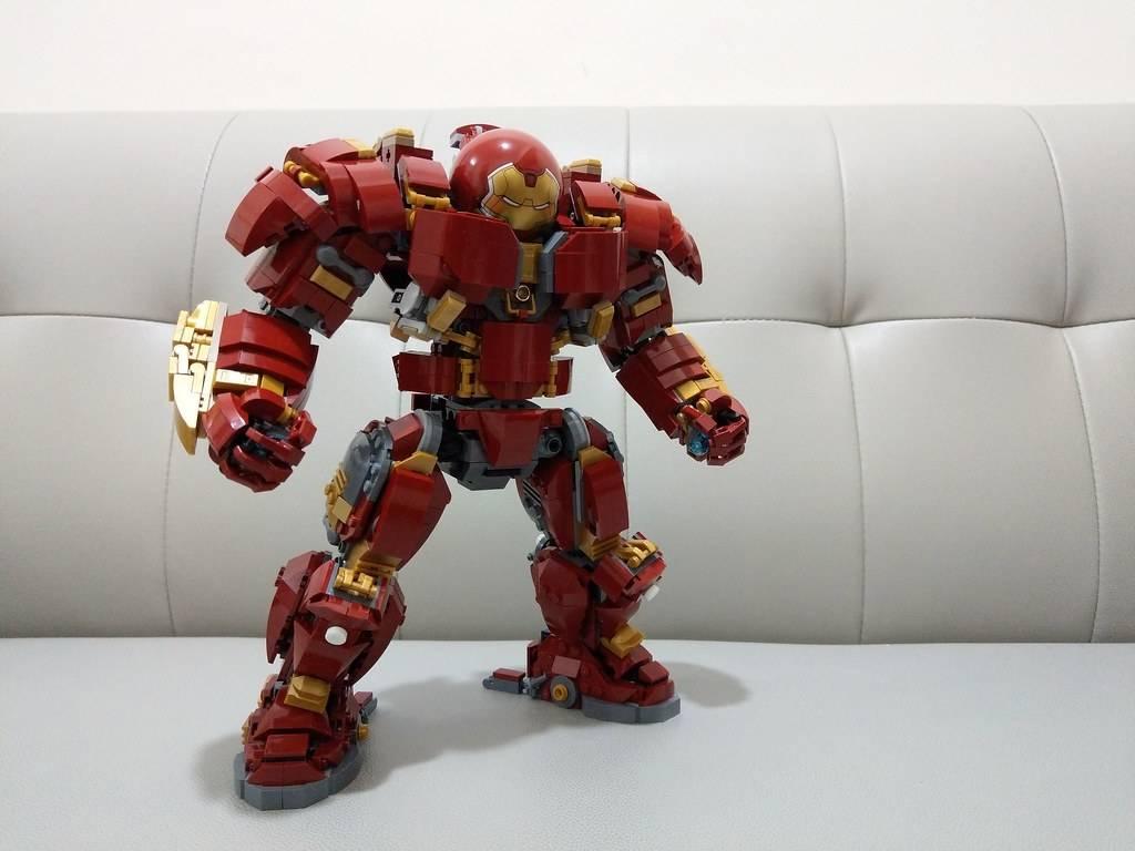 lego ironman hulkbuster mk44