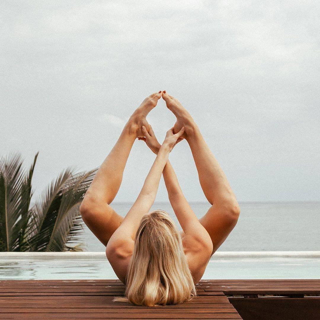 Голая Йога Для Похудения. Голая йога для похудения. Вся правда о похудении от йоги