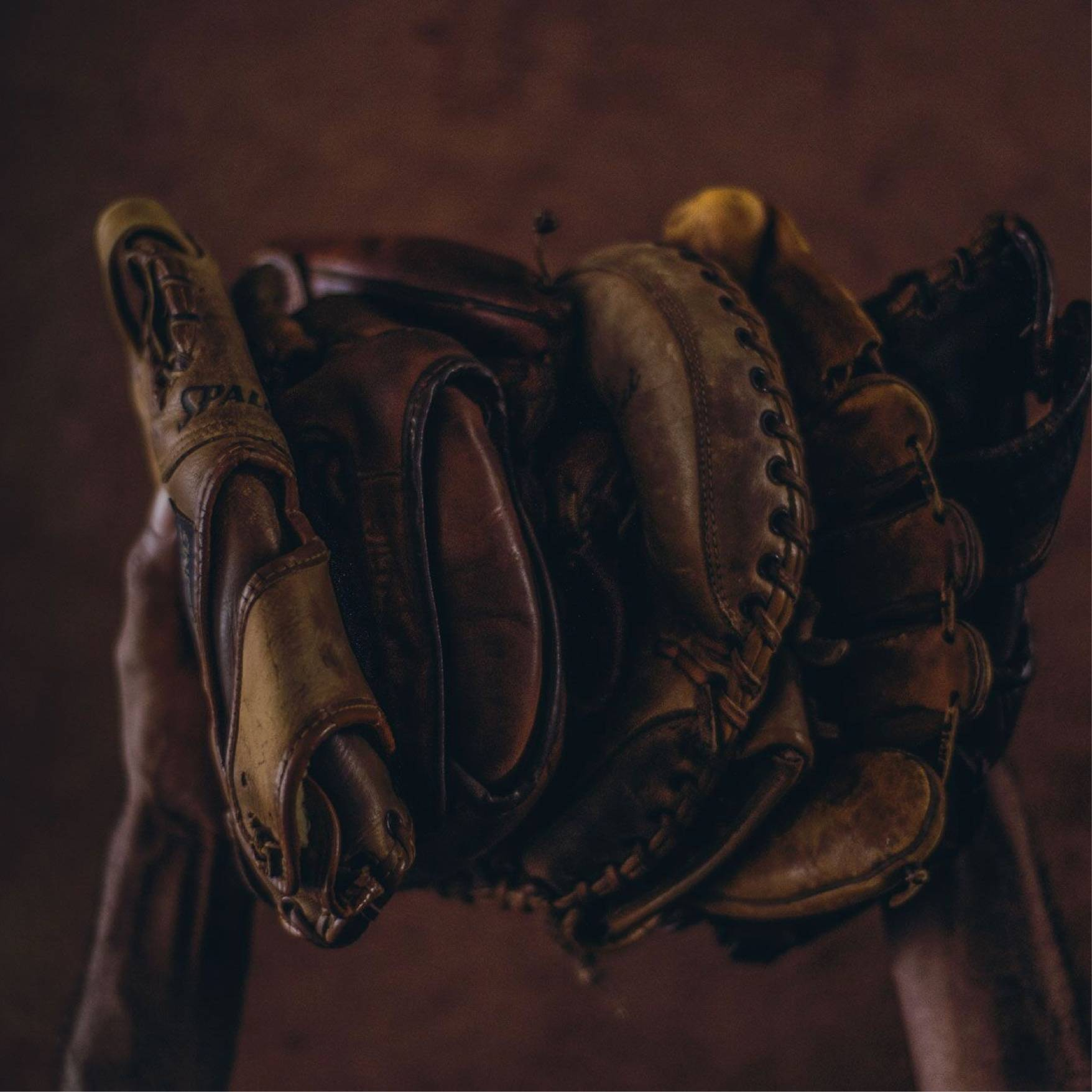Baseball Glove Leather Card Case Wallet Fc Goods The Classics