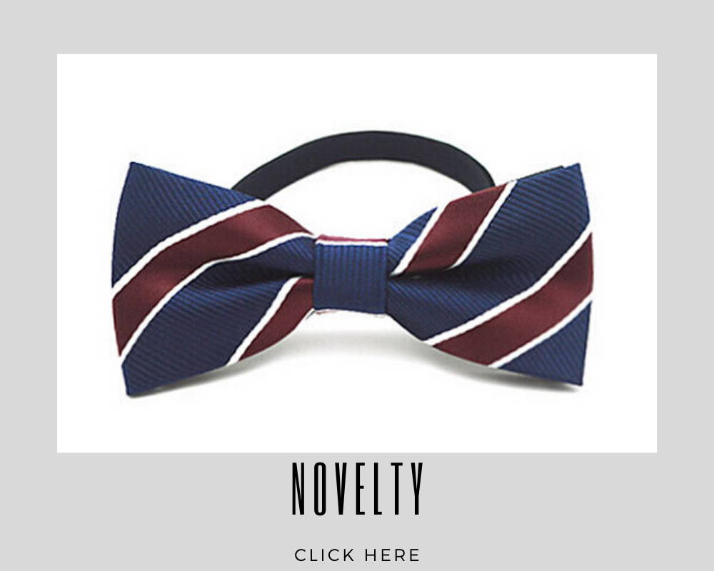 Custom Novelty Bow Tie