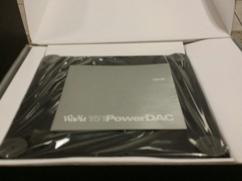 Wadia power dac 151 mini