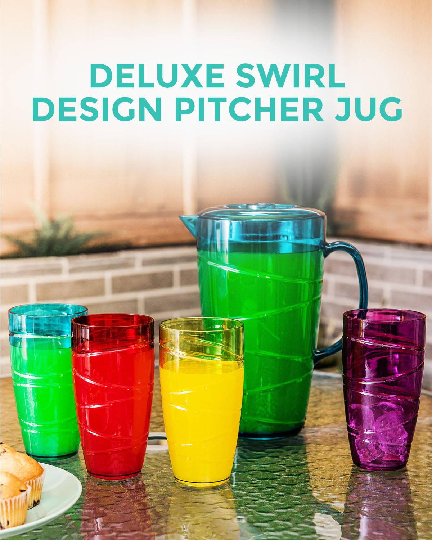 Deluxe Swirl Design