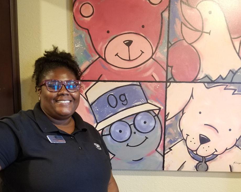Brittani Johnson , Preschool 1 Lead Teacher