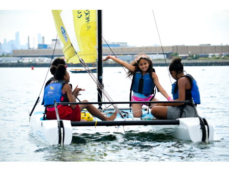 Help launch Rocking the Boat's new Middle School Program