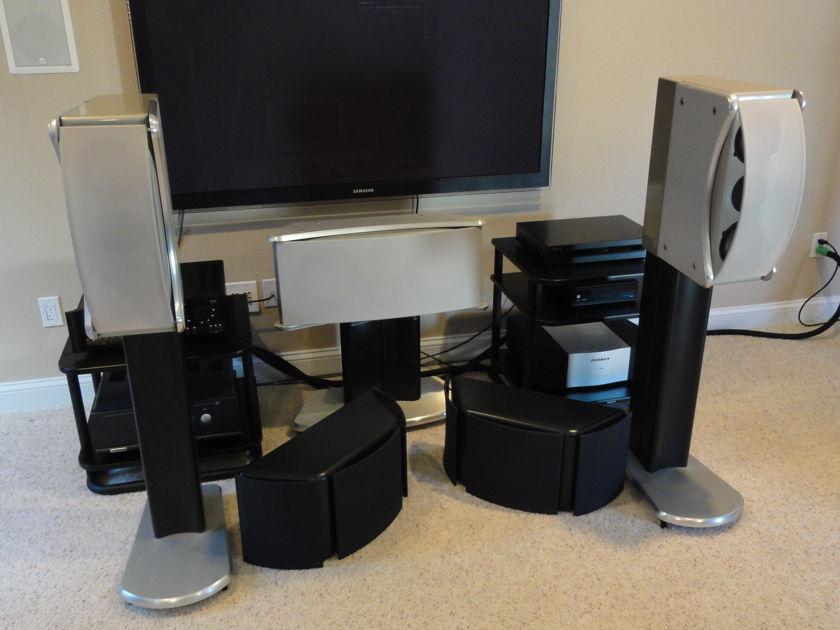 Revel Ultima  Gem Embrace Voice Sub30  Complete 5.1 system