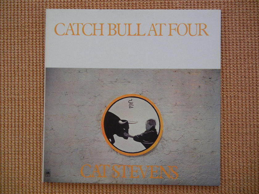 CAT STEVENS/ - CATCH BULL AT FOUR/ A&M Records SP 4365