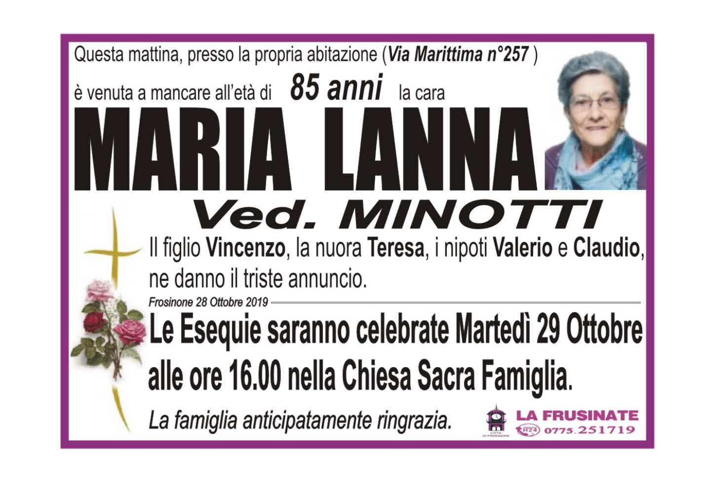Maria Lanna