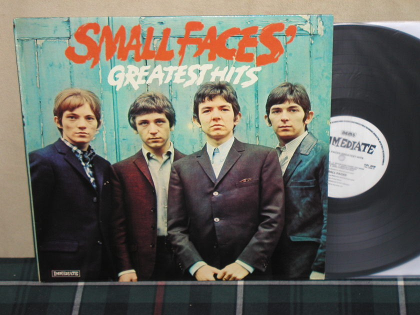 Small Faces - Greatest Hits/UK Import Immediate IML 2008