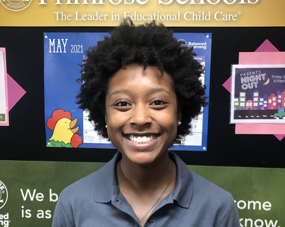 Ms. Cameelah Gayle , Preschool Teacher