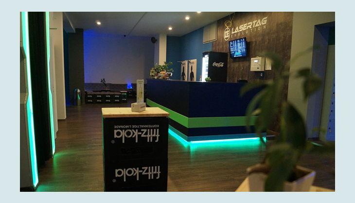 lasertag duesseldorf lounge