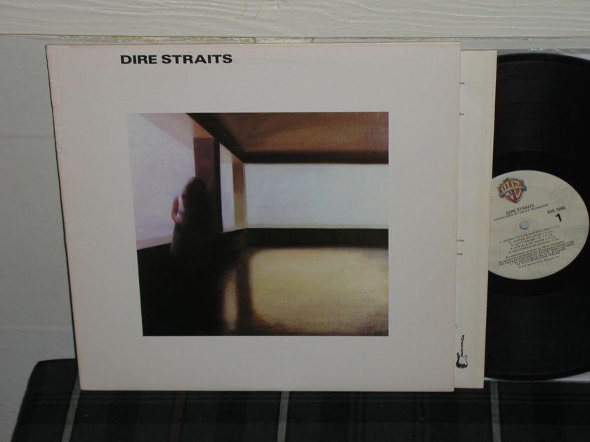 Dire Straits  - Dire Straits (1st LP) WB BSK 3266 NM copy