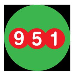 Logo - 951 THAI FOOD