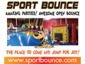 10 Free Open Bounce Passes at Sport Bounce of Loudoun