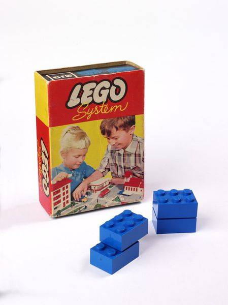 lego bricks 1953