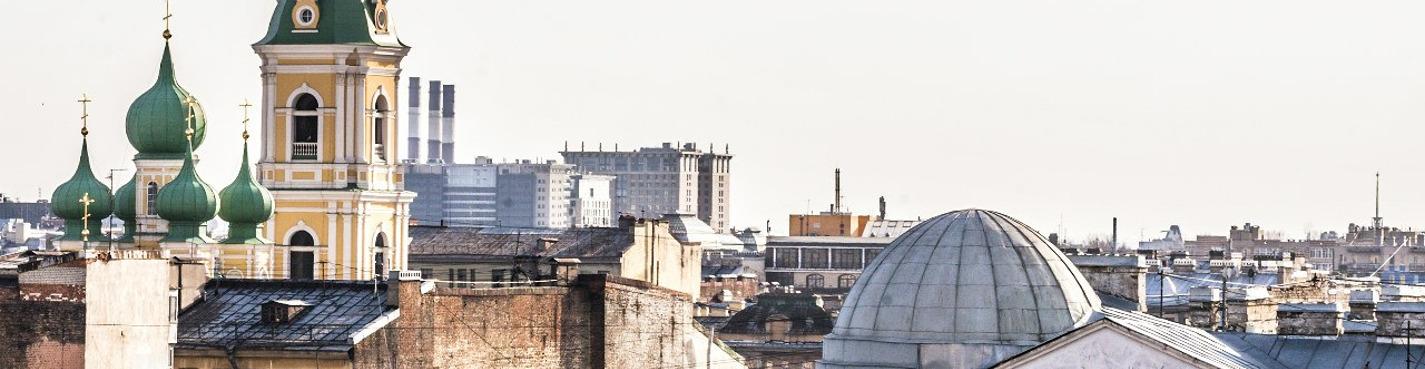 Экскурсия по крышам и рассказ «От руфинга — до благоустройства крыш»