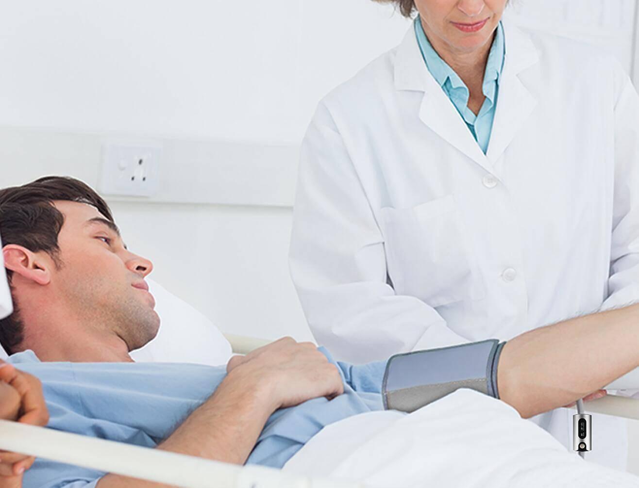 جهاز قياس ضغط الدم الرقمي AirBP ™ Plus