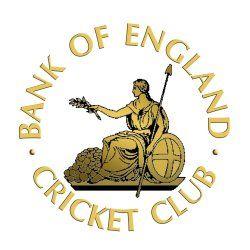 Bank of England Cricket Club Logo