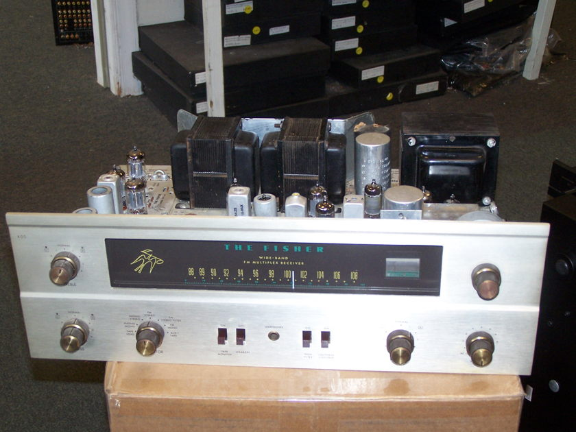 Fisher 400 Classic Tube Receiver