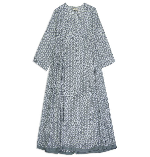 Платье из 100% хлопка