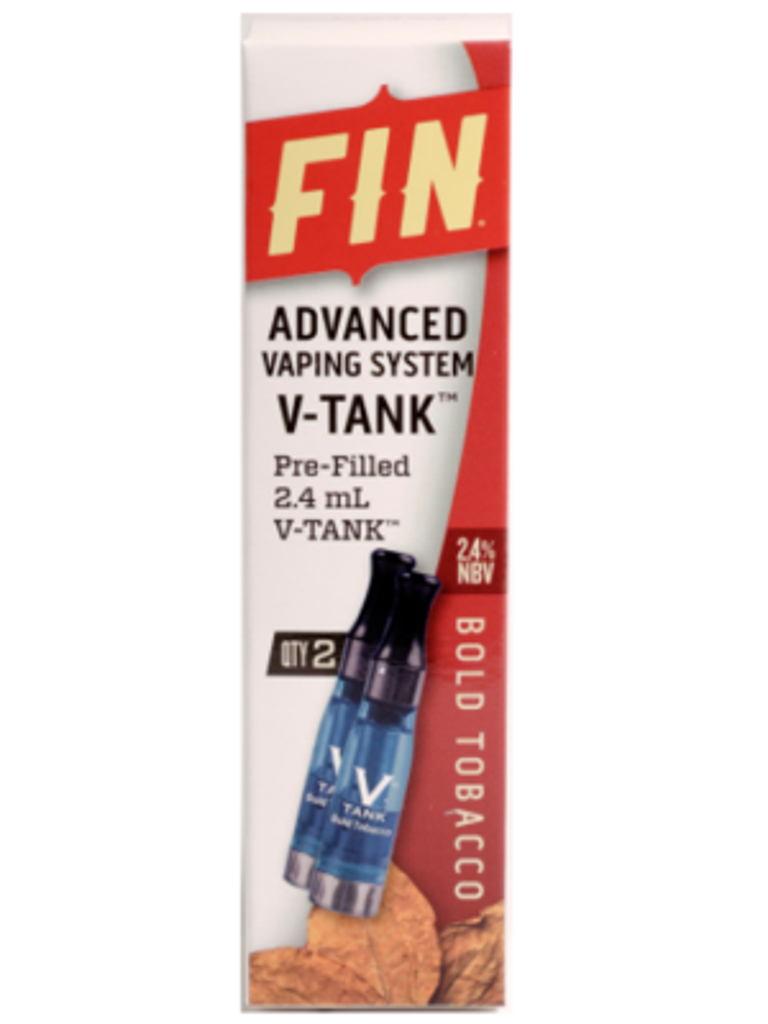 FIN AVS V-Tank Bold Tobacco - 2 Pack