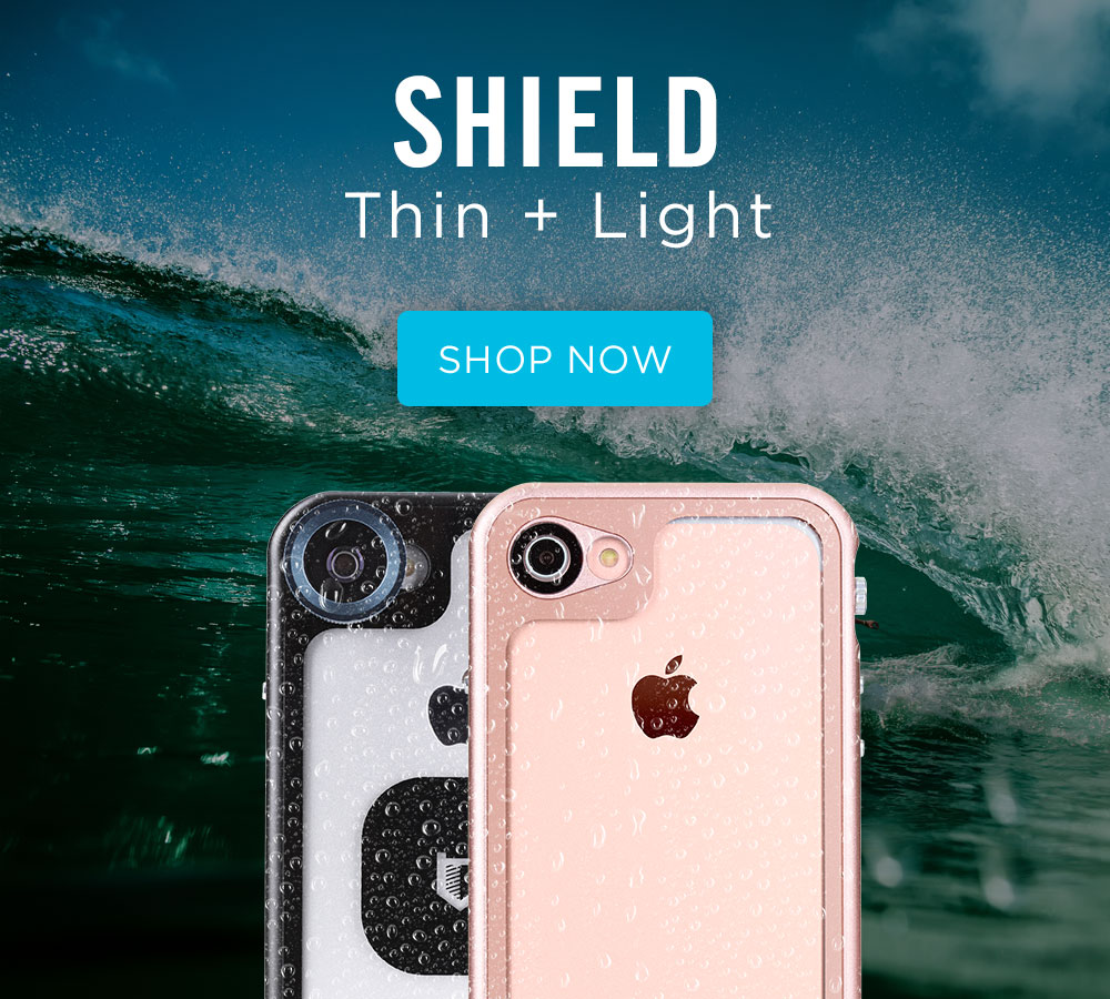 HITCASE SHIELD THIN AND LIGHT