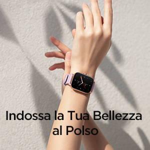 Amazfit GTS 2e - Indossa la Tua Bellezza al Polso.