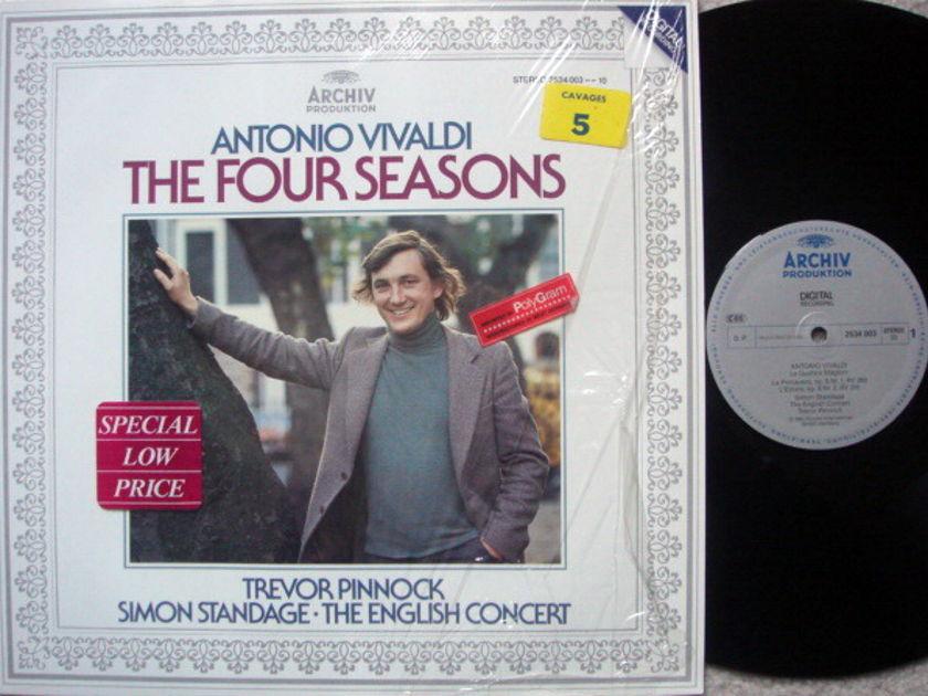 Archiv Digital / PINNOCK, - Vivaldi The Four Seasons, MINT!