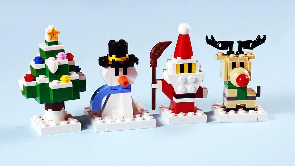 lego Winter Friends