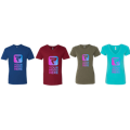 Picture showing T-Shirt options, Performa USA