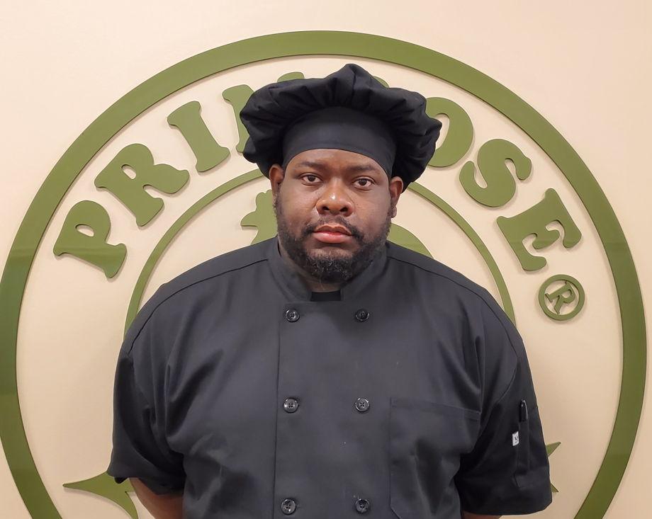 Mr. James , School Chef