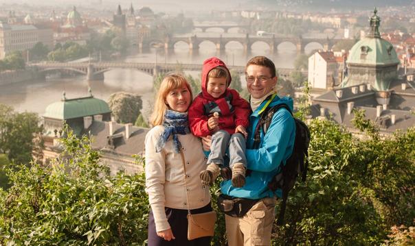 Рассвет в Праге: обзорная экскурсия с фотосессией