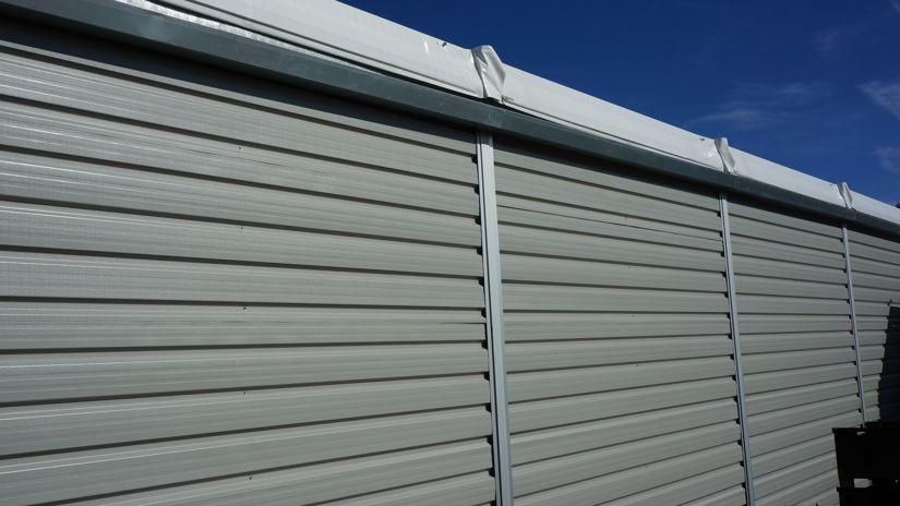 Steel Sheet Walling