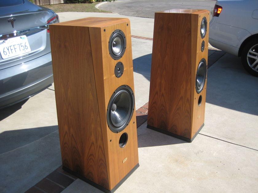 Spendor 9/1 Speakers Gene Rubin Audio #1 since 1979