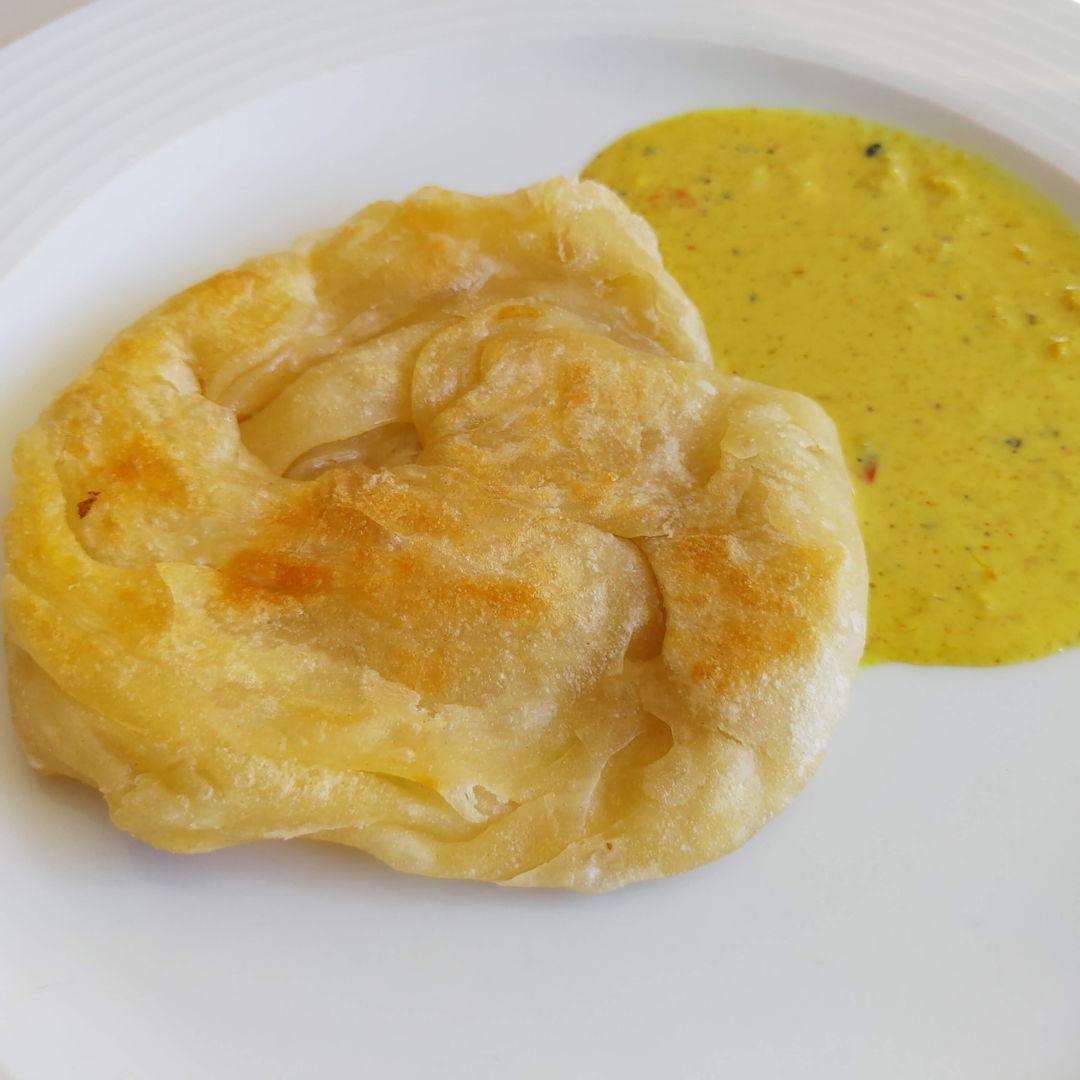 Finally found a good roti canai recipe!