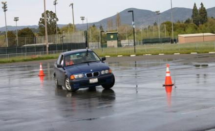 October Car Control Clinic