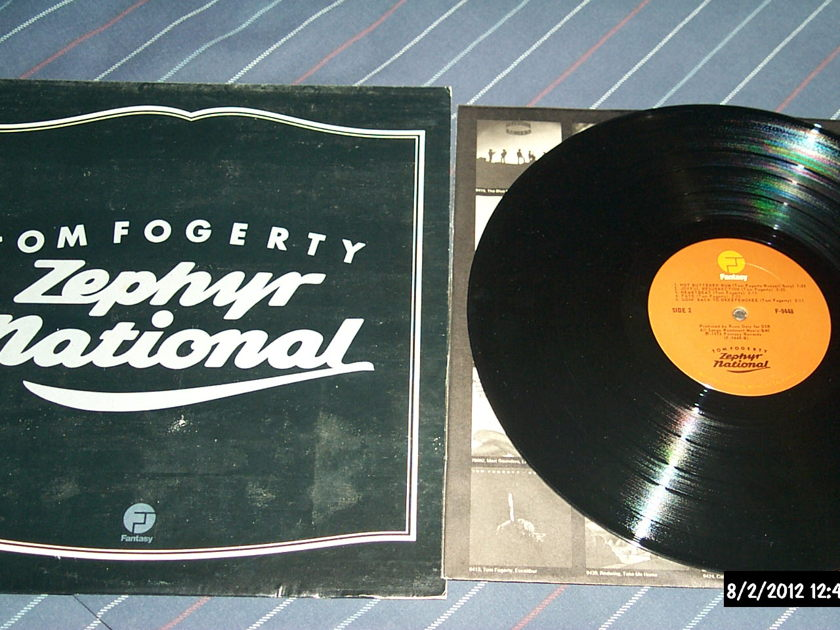Tom Fogerty(CCR) - Zephry National LP NM