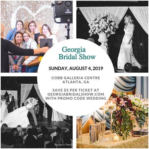 Georgia Bridal Show – Cobb Galleria Centre