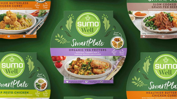 OUR REVOLUTION HELPS SUMOSALAD BRING THE SMARTS TO READY MEALS