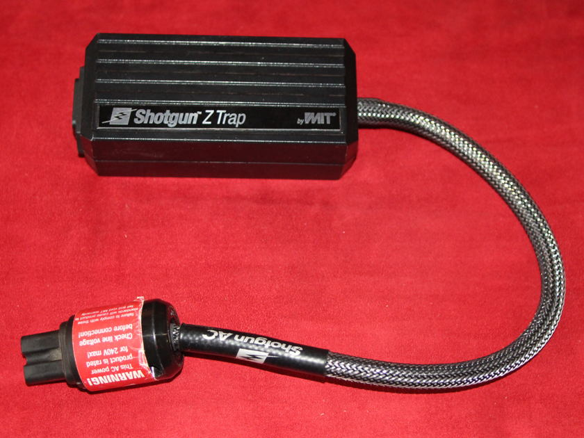 MIT Cables Shotgun Z Trap Modular AC Power Filter 0.5 M
