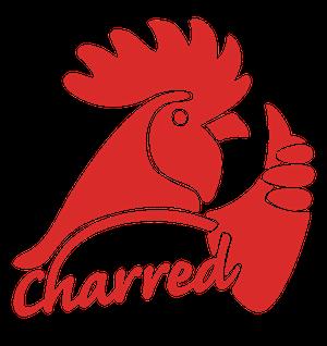 Logo - Charred Hamilton