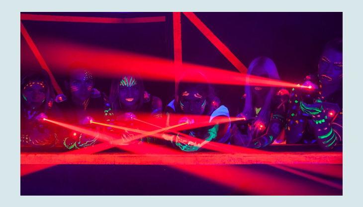 bg lasertag erlebnis gmbh hannover neon und laser