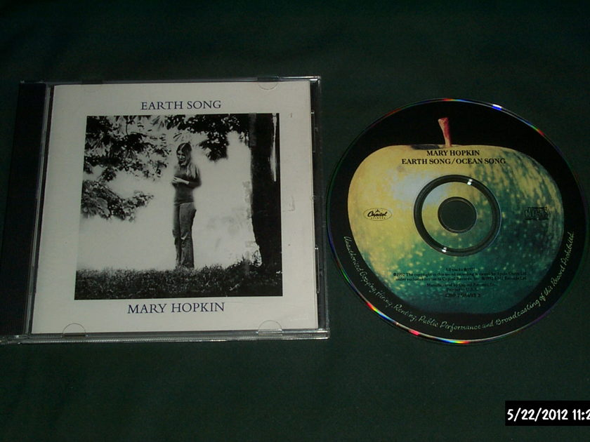 Mary Hopkin - Earth Song/Ocean Song Apple Records CD