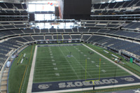 A private tour of the Dallas Cowboy's Stadium was a highlight of the conference.