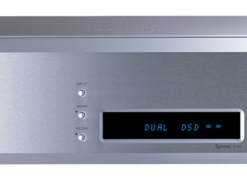 ESOTERIC D-03  Reference DAC at  High-End Palace