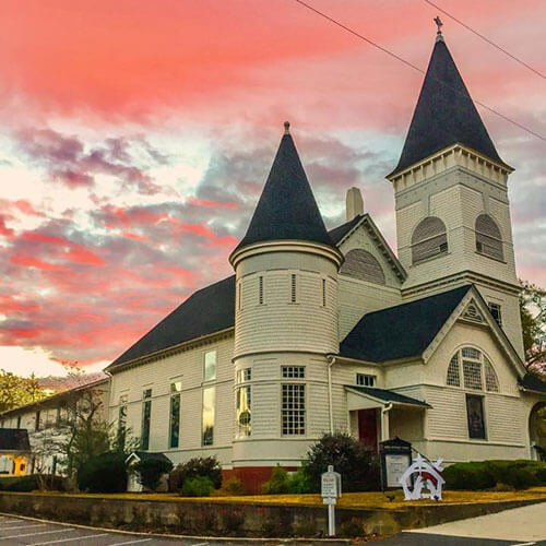 Senoia United Methodist Church - Photo